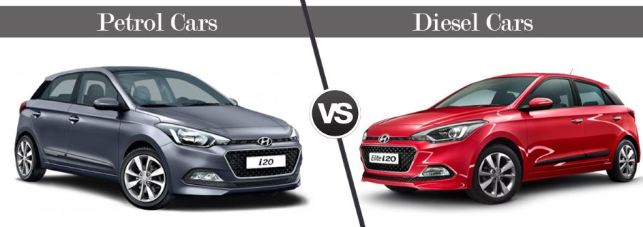 Petrol-VS-Diesel Cars In India